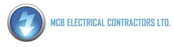 MCB Electrical Contractors LTD. Logo